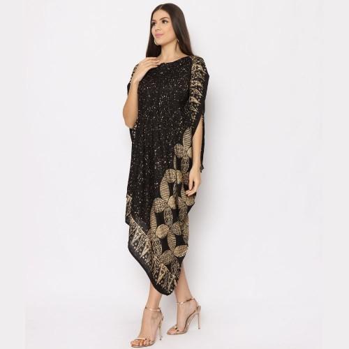 Dress Bombai Amanda 11 Dominant Black