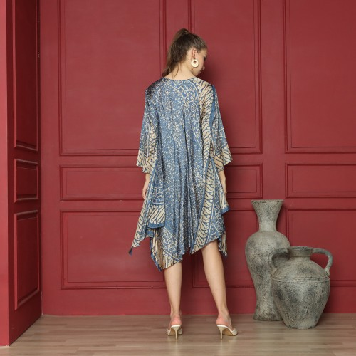 Dress Bombai Layer 09 Blue
